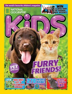 nat geo kids april 2015